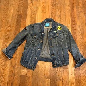 Girls denim jacket. Gap/ED (Ellen DeGeneres).
